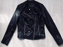 Куртки -  Куртка- Косуха Stradivarius иск.кожа, 0