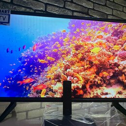 "Телевизоры - Заряженный Smart телевизор 32"", Онлайн-тв, 2021, 0"