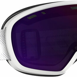 Маски и трубки - Маски SCOTT Маска SCOTT MUSE PRO WHITE (19/20) Purple Chrome  Purple Chrome, 0
