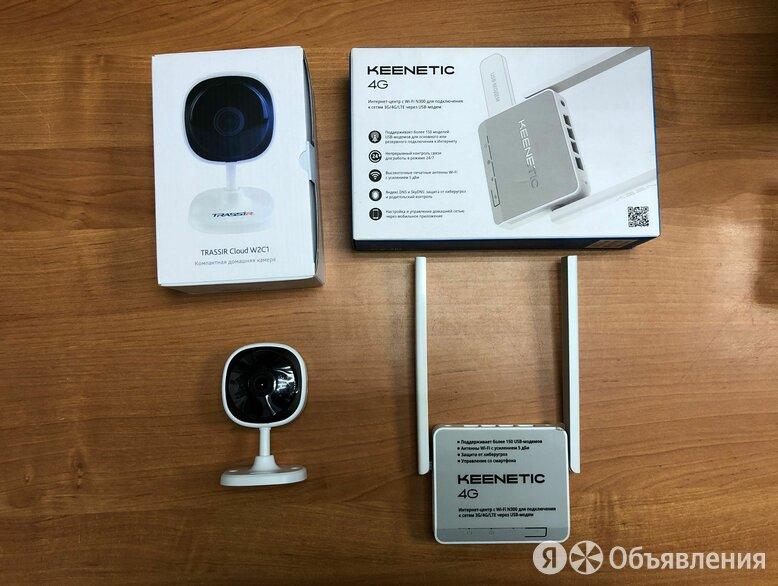 Видеокамера расходные материалы к видеонаблюдению по цене 1000₽ - Готовые комплекты, фото 0