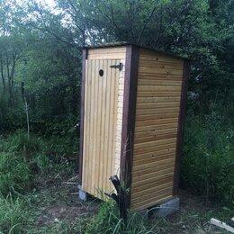 Биотуалеты - Дачный туалет хозблок, 0