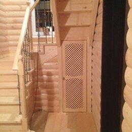 Лестницы и элементы лестниц -  изготовление лестниц, 0