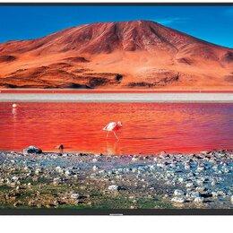 Телевизоры - Телевизор LED Samsung UE55TU7002UXRU новый, 0