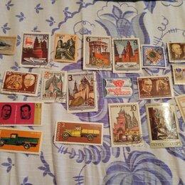 Конверты и почтовые карточки - Коллекция почтовых карточек ссср, 0