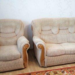 Кресла - Мягкая мебель легенда диван и 2 кресла, 0