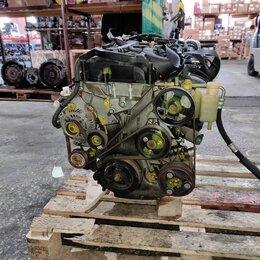 Двигатель и топливная система  - Двигатель Mazda 6 GG L3-VE (0704), 0