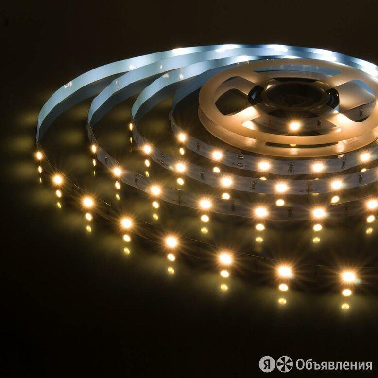 Светодиодная лента Elektrostandard 7,2W/m 30LED/m 5050SMD теплый белый 5M 469... по цене 268₽ - Светодиодные ленты, фото 0