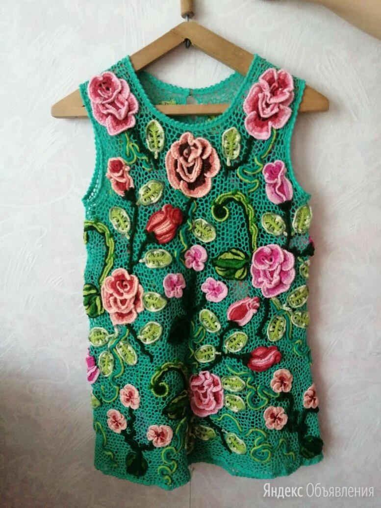 Сарафан ручной работы по цене 3500₽ - Платья и сарафаны, фото 0
