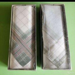 Бумажные салфетки, носовые платки - Мужские носовые платки , 0