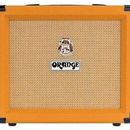 Гитарное усиление - Orange Crush 20, 0