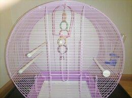 Клетки и домики - Клетка для птиц, 0
