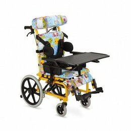 Приборы и аксессуары - Кресло -коляска для детей с дцп fs 985 lbj - 37, 0