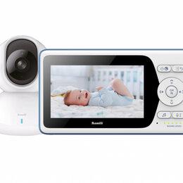 Радио- и видеоняни - Цифровая видеоняня Ramili Baby RV500, 0