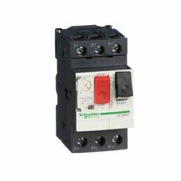 Защитная автоматика - Автоматический выключатель защиты двигателя Schneider Electric ME07 1.6-2.5А, 0