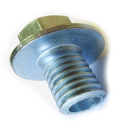 Прочие аксессуары - Болт - пробка сливного отверстия М8х1.25х12мм, сталь, 0