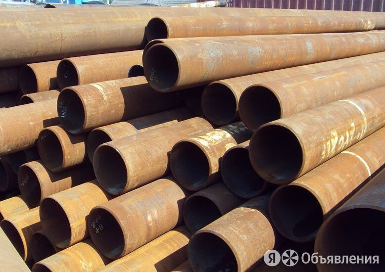 Труба бесшовная 121х10 мм ст. 15г ГОСТ 8732-78 по цене 53910₽ - Металлопрокат, фото 0
