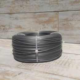 Расходные материалы для 3D печати - PETG пруток 1.75 мм серебристый, бухта 750р, 0