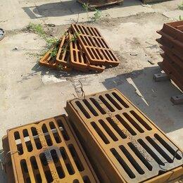 Комплектующие водоснабжения - Дождеприемник чугунный большой дб2-в125-2-37х77, 0