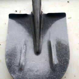 Лопаты - Лопата штыковая универсальная из рельсовой стали, 0