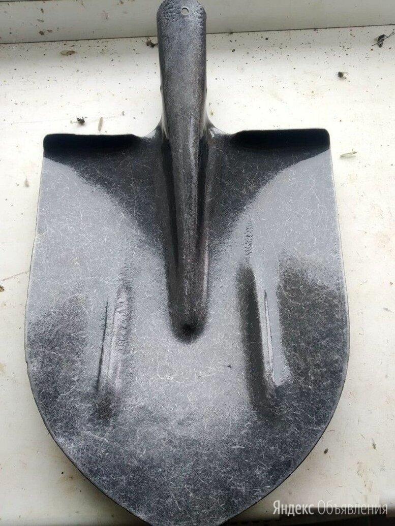 Лопата штыковая универсальная из рельсовой стали по цене 116₽ - Лопаты, фото 0