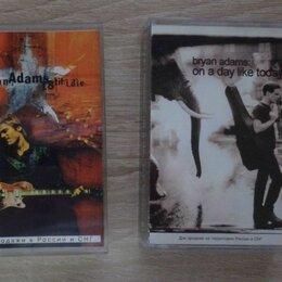 Музыкальные CD и аудиокассеты - Аудиокассеты фирменные с записью, 0