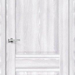 Межкомнатные двери - Межкомнатная дверь с экошпоном Прима-2 Riviera Ice, 0
