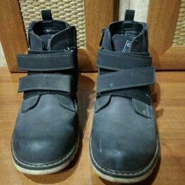 Ботинки - Ботинки на мальчика, 0