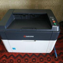 Принтеры, сканеры и МФУ - Принтер лазерный kyocera fs-1040, 0