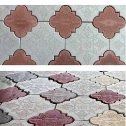 Аксессуары для укладки напольных покрытий - Формы для тротуарной плитки , 0