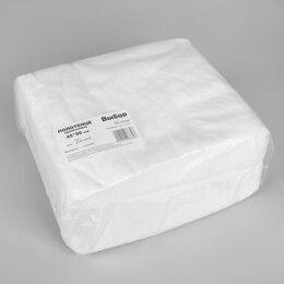 Туалетная бумага и полотенца - Полотенца косметические, 45 x 90 см, 50 шт, 0