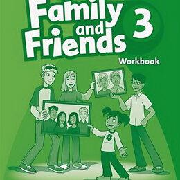 Обучающие плакаты - Family and Friends 3 Workbook, 0