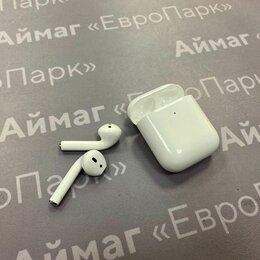 Наушники и Bluetooth-гарнитуры - Apple AirPods Wireless, 0