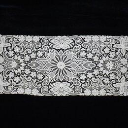 Скатерти и салфетки - Салфетка дорожка плауэнское кружево, винтаж, 38х89 см., 0