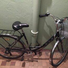Велосипеды - Городской велосипед 28 Stels Navigator 395, 0