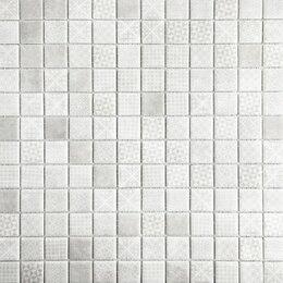Мозаика - Мозаика Born 31,7х31,7х0,4см стекло серая шт, 0