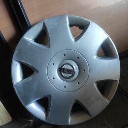 Шины, диски и комплектующие - Колпаки Nissan R15, 0