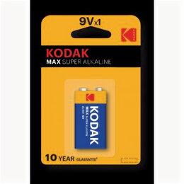 Батарейки - Элемент питания Kodak 6LR61-1BL МАХ  [ K9V-1] (10/200/6000), 0