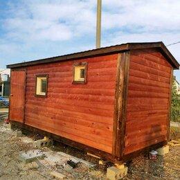 Готовые строения - Мобильная баня под ключ, 0