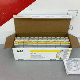Защитная автоматика - Выключатель автоматический IEK BA47-29 12шт, 0