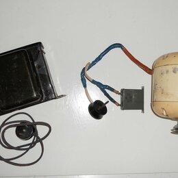 Электроустановочные изделия - Двигатель с понижающим трансформатором, 0