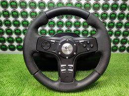 Рули, джойстики, геймпады - Руль Logitech Driving Force EX (PS2/PS3), 0