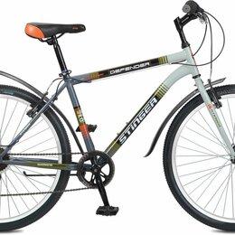 Велосипеды - Горный велосипед Stinger Defender 26 (2016), 0