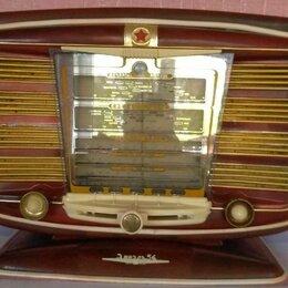 Радиоприемники - Ламповый радиоприемник звезда 54 схема, 0