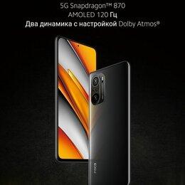Мобильные телефоны - POCO F3 6/128 Black. Global Version. Запечатан., 0