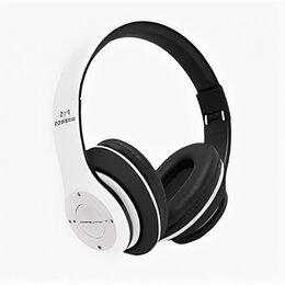 Наушники и Bluetooth-гарнитуры - Гарнитура беспроводная, полноразмерная, Орбита OT-P15, Bluetooth, TF, aux, fm..., 0