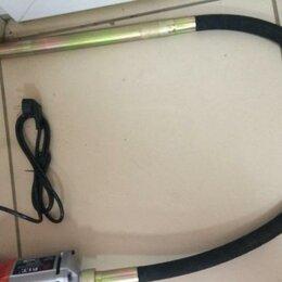 Вибротрамбовочное оборудование - Вибратор электрический стационарный PIT, 0