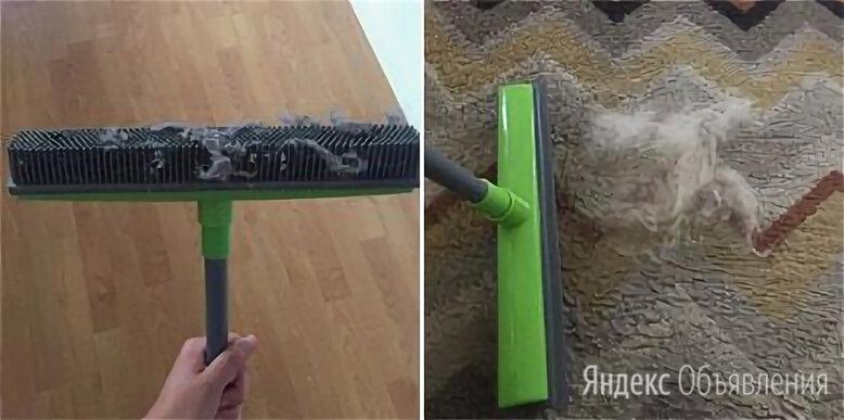 Продам швабра каучуковая для быстрой и простой уборки по цене 1290₽ - Швабры и насадки, фото 0