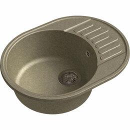 Кухонные мойки - Кухонные мойки moyka-eko-58 Мойка из искусственного камня ЭКО-58, 0