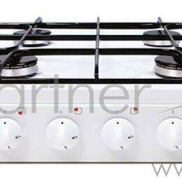 Плиты и варочные панели - Плитка газовая Gefest ПГ 900 белый (настольная), 0