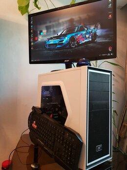 Настольные компьютеры - Игровой на 1050Ti в сборе, 0